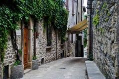 San Marino street Stock Images