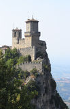 San Marino Tower Stock Photo