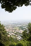 San Marino view Royalty Free Stock Photos