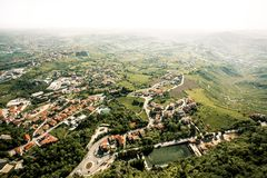 San Marino Royalty Free Stock Photography
