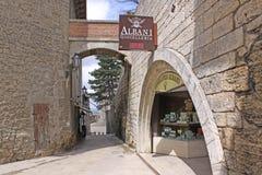Free San Marino. View Of City. Shop Royalty Free Stock Photo - 65102265