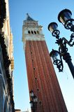 San Mark's Campanile Royalty Free Stock Photos