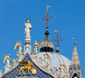 San Marko cathedral, Venice Royalty Free Stock Image