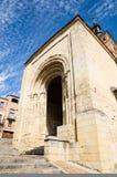 San Martin church, Segovia. Spain Royalty Free Stock Photo