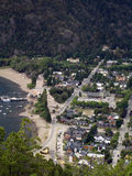 San Martin de los Andes - Argentina Royalty Free Stock Images