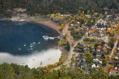 San Martin De Los Andes, Neuquen, Argentina fotografia stock libera da diritti