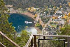 San Martin De Los Andes, Neuquen, Argentina immagine stock libera da diritti