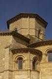 San Martin De Objeżdżający kościół, Fromista, Palencia, Hiszpania Obrazy Royalty Free