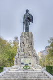 San Martin Monument in Mar del Plata, Argentina Stock Images