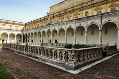 San Martino cartesian monastery, Naples, Italy Stock Photos