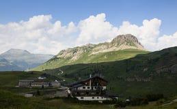 San Martino di Castrozza - Trentino Arkivbilder