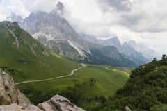 San Martino di Castrozza - Trentino Royaltyfria Bilder