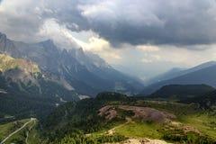 San Martino di Castrozza - Trentino Royaltyfri Fotografi