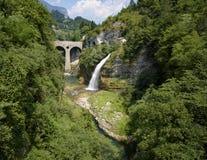 San Martino di Castrozza - Trentino Arkivfoton