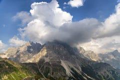 San Martino Di Castrozza, Trentino - Zdjęcie Stock