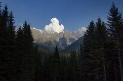 San Martino di Castrozza - Trentino Arkivbild