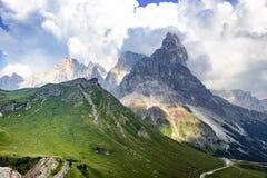 San Martino di Castrozza - Trentino Royalty Free Stock Images
