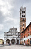 San Martino in Lucca Royalty Free Stock Photography