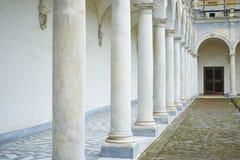 The San Martino Museum #3. San Martino Museum at Sant Elmo, Italy Stock Photography