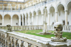 The San Martino Museum #3. San Martino Museum at Sant Elmo, Italy Royalty Free Stock Photos