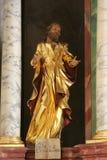San Matthew l'evangelista Fotografie Stock Libere da Diritti