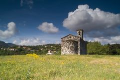 San Michele church Stock Photos