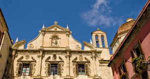 San Michele Church fotografía de archivo