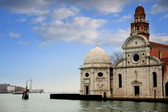San Michele church Stock Images