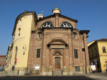 San Michele Church, Turin Royalty Free Stock Photos