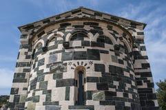 SAN Michele de Murato, εκκλησία, Murato, Haute-Corse, Κορσική, Γαλλία, νησί, Ευρώπη Στοκ φωτογραφία με δικαίωμα ελεύθερης χρήσης