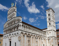 San Michele in Foro Stock Photography