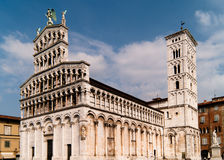 San Michele in Foro Royalty Free Stock Images