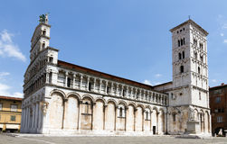 San Michele in Foro Stock Images