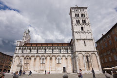 San Michele in Foro Stock Photo