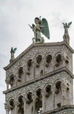 San Michele in Foro, Lucca, Italy Royalty Free Stock Photos