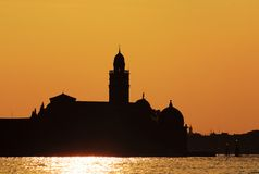 San Michele in Isola Royalty Free Stock Photography