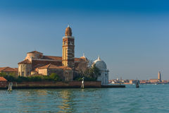 San Michele in Isola Royalty Free Stock Image
