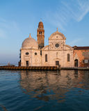 San Michele in Isola Church in Venice Stock Photos