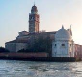 San Michele in Isola, Venacia, Italië Stock Foto's
