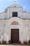 San Michele (Saint Michael) church, Anacapri. Royalty Free Stock Photo