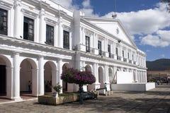 San miejski Pałac Cristobal Zdjęcia Royalty Free