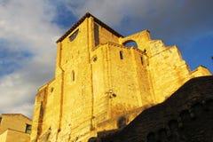 San miguel arcangel Stock Photo