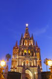 San miguel cathedral II Royalty Free Stock Photography
