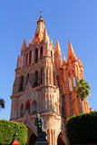 San miguel cathedral V Royalty Free Stock Photography