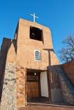 San Miguel Chapel stock image
