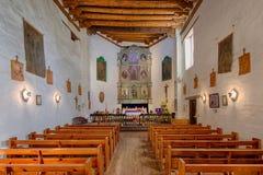San Miguel Chapel Royalty Free Stock Photos