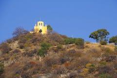 San miguel chapel II Royalty Free Stock Image
