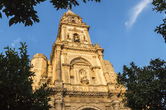 San Miguel church, Jerez de la Frontera, Spain.  stock photography