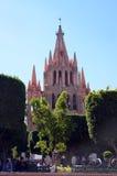 San Miguel de Альенде, Мексика Стоковые Фото