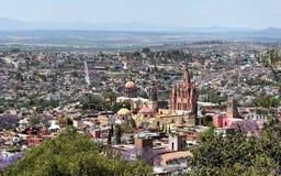 San Miguel de Allende 1 Foto de Stock Royalty Free